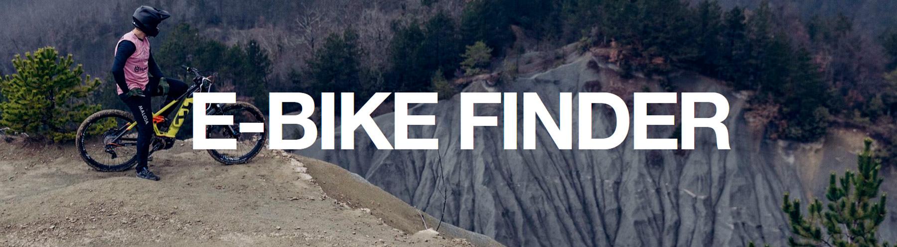 e bike finder